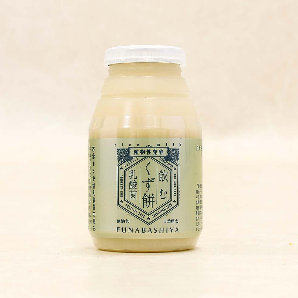 【母の日限定】くず餅乳酸菌セットの飲むくず餅乳酸菌小ボトル
